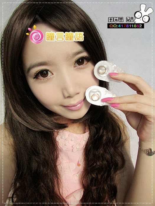 韓國NEO隱形眼鏡-NEO可人兒咖(日拋)14