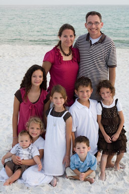 Destin Family picture