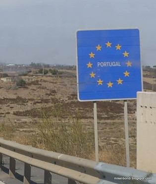 Portugal at last!
