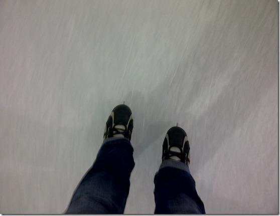 askates feet