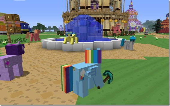 Pony-Minecraft