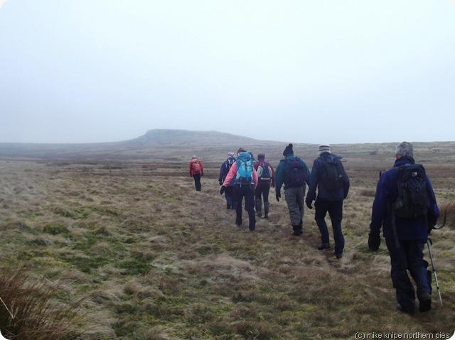 dcc walk heads towards goldsborough