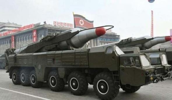 Εκτόξευσε πυραύλους η Β. Κορέα