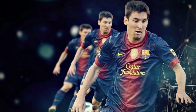 Los mejores fondos de pantalla de Lionel Messi