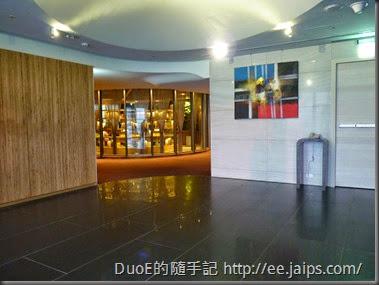 星享道酒店-電梯廳1