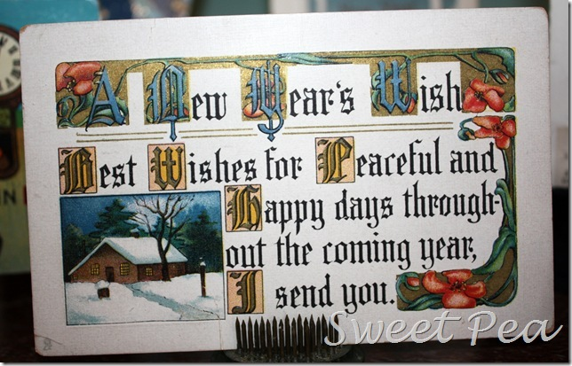 Vintage New Year Cards7