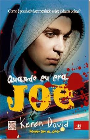 [Resenha] Quando Eu Era Joe, Editora Novo Conceito