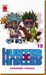Hunter 13