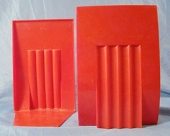 Demco bookends