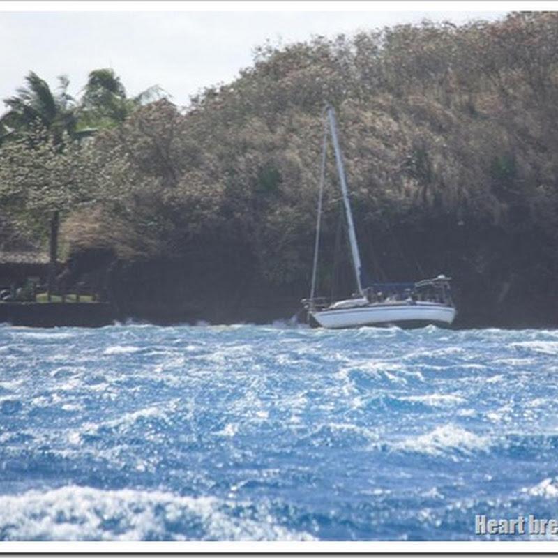 Stormy Tahiti