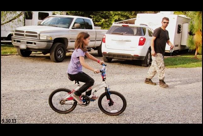 1st Successful Ride On 2 Wheels