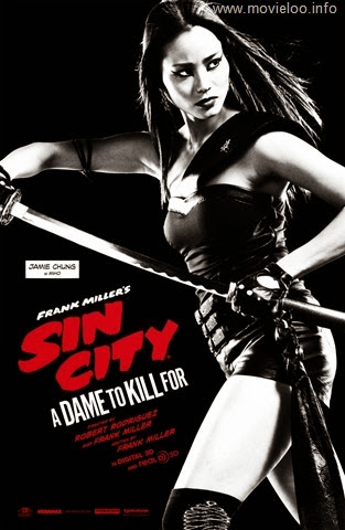 Sin City Dame To Kill For (2014) WEB 720p