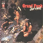 1971 - Survival - Grand Funk Railroad