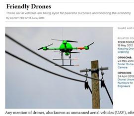 IEEE drones