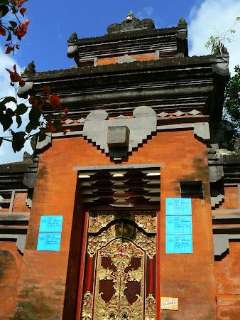 Bali photos: Ubud Royal Palace