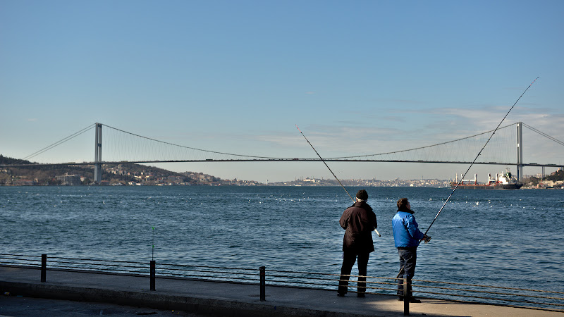 La pescuit.