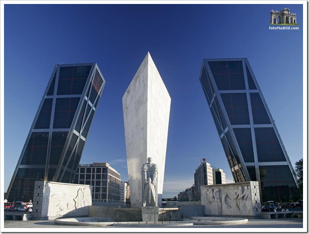 Madrid.Torres Kio