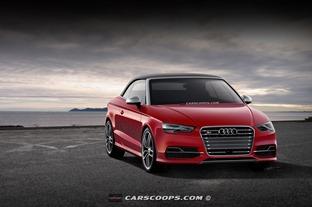 2014 Audi A3 Convertable TopUP