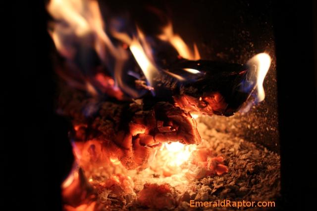 Flammer, Fire Elemental, Ild