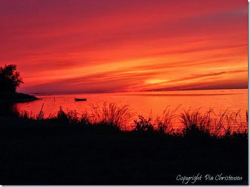 Solnedgang Kragenæs