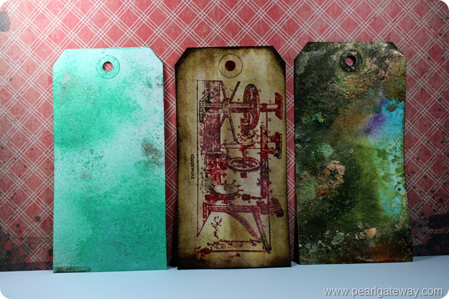 Tim Holtz Creative Chemistry - Day 9 (4)