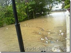Banjir Jalan Tun Razak Kl 5