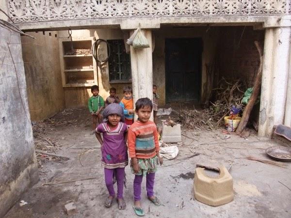 Children in House