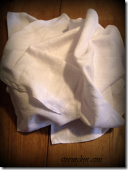 paperless towels pile