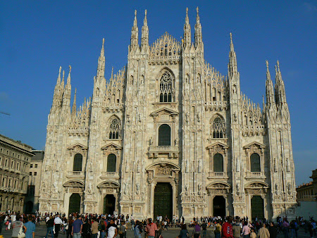 Things to do in Milan: visit the Dom!