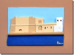 castello carlo V visto dal porto