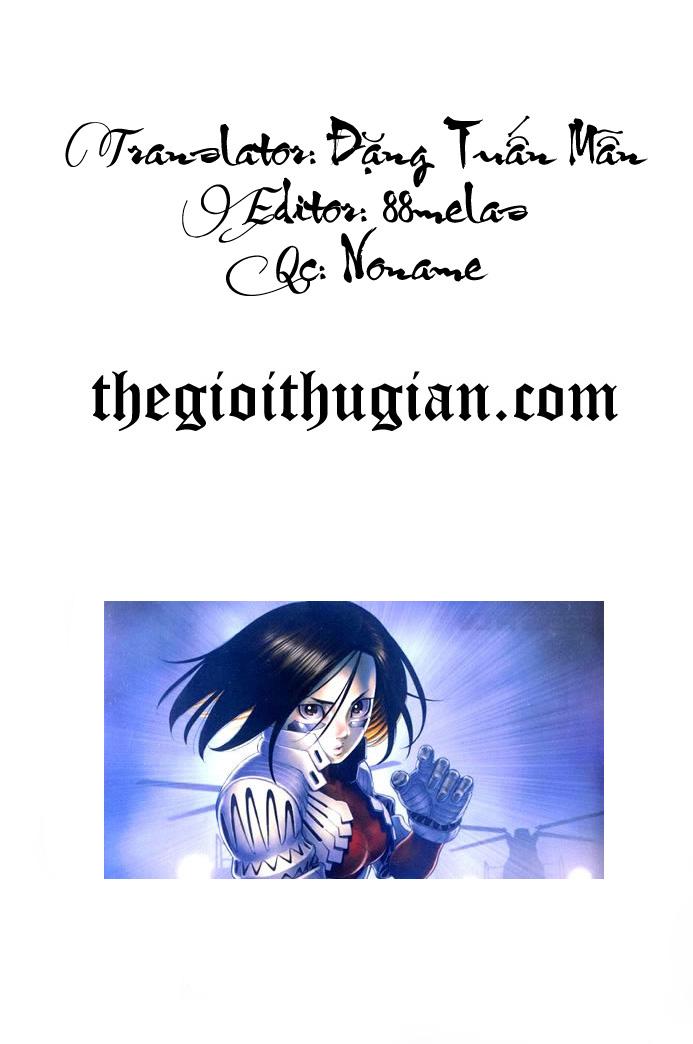 Battle Angel Alita Chap 53 - Truyen.Chap.VN