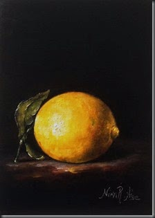 Lemon one leaf