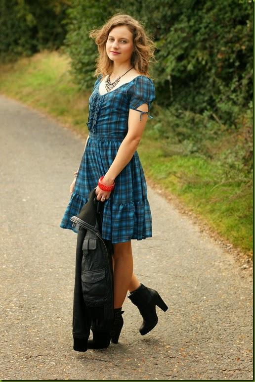 perfect rockabilly dress