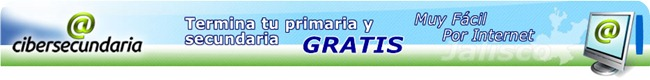 Termina tu primaria y secundaria GRATIS por internet Homeschool