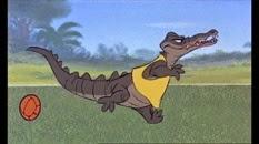 32 le crocodile