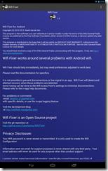 تطبيق Wifi Fixer لإصلاح الواى فاى للأندرويد -4
