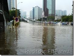 Banjir Jalan Tun Razak Kl 6