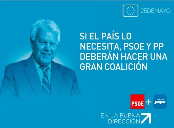 PSOE PP mesme combat
