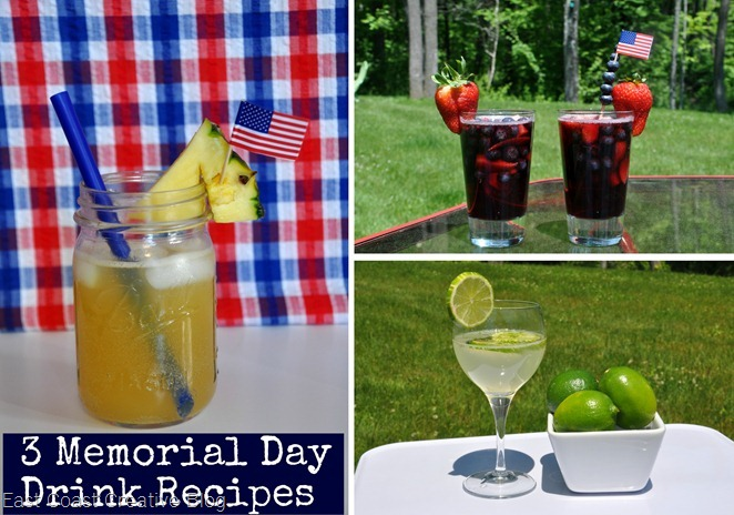 Memorial Day Drinks