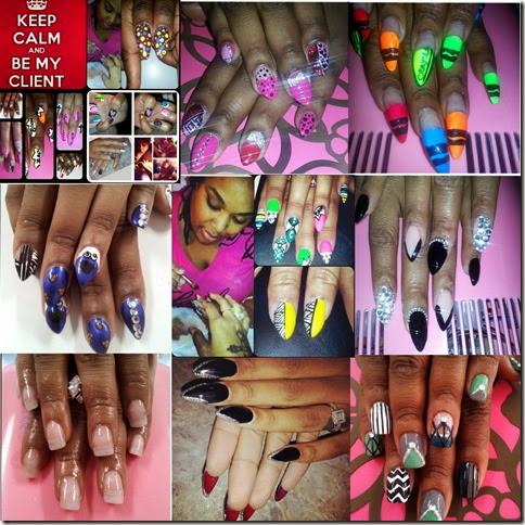 lah nail work