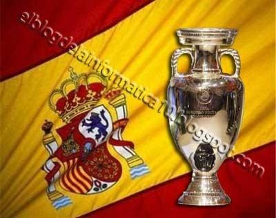 España Campeones #Euro2012