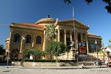 Le théâtre de Palerme