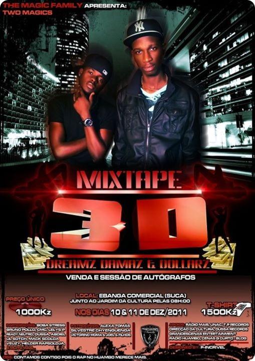 Mixtape 3D