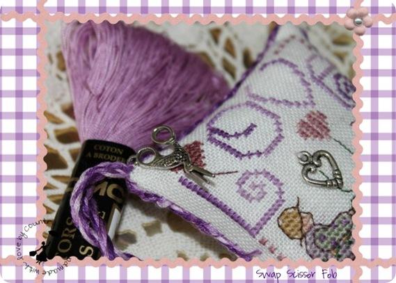 Love scissor fob_particolare_2