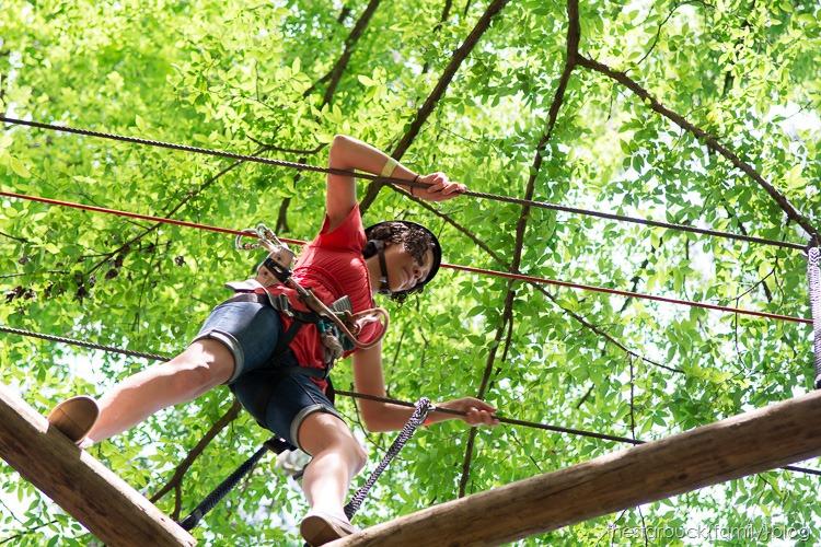 Callaway Gardens Treetop adventure blog-8
