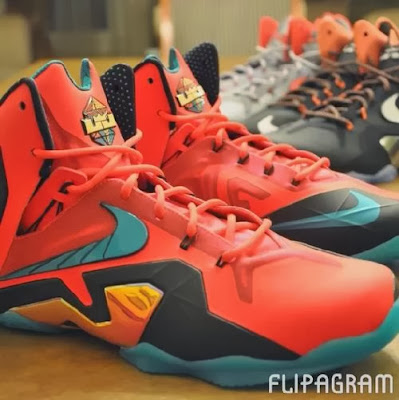 nike lebron 11 ps upcoming colorways 4 01 This Special Nike LeBron 11 Elite Drops on May 9th for $275