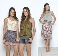 Fast Fashion Alto Verão Hering nas lojas.