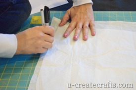 Creating a pattern Seam allowance