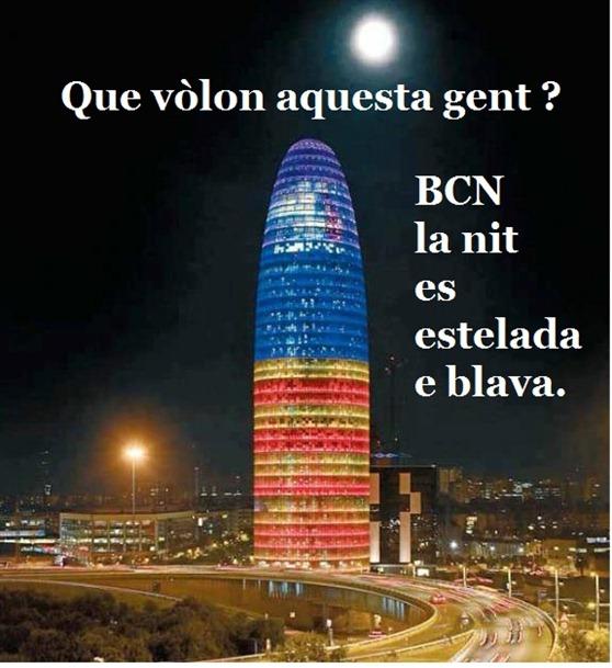 blava e estalada BCN