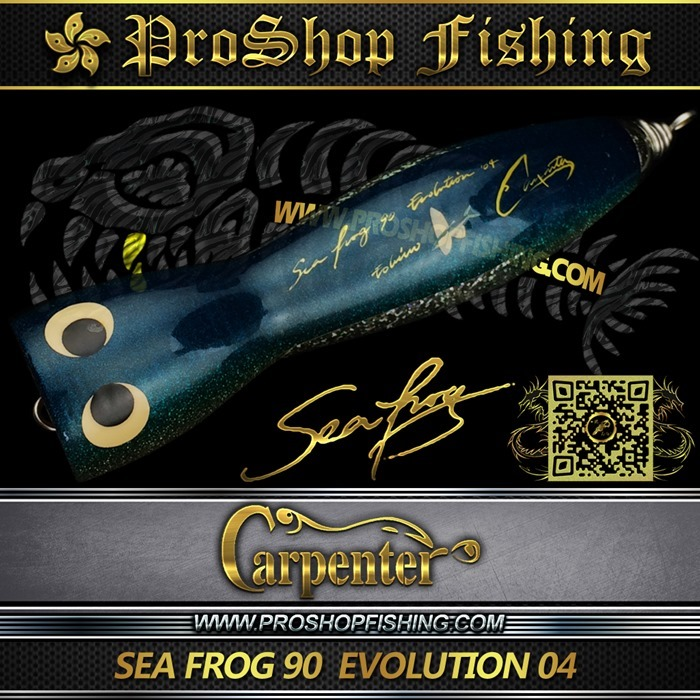 carpenter SEA FROG 90  EVOLUTION 04.2
